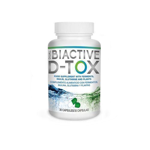 Хранителна добавка D-TOX за прочистване на тялото