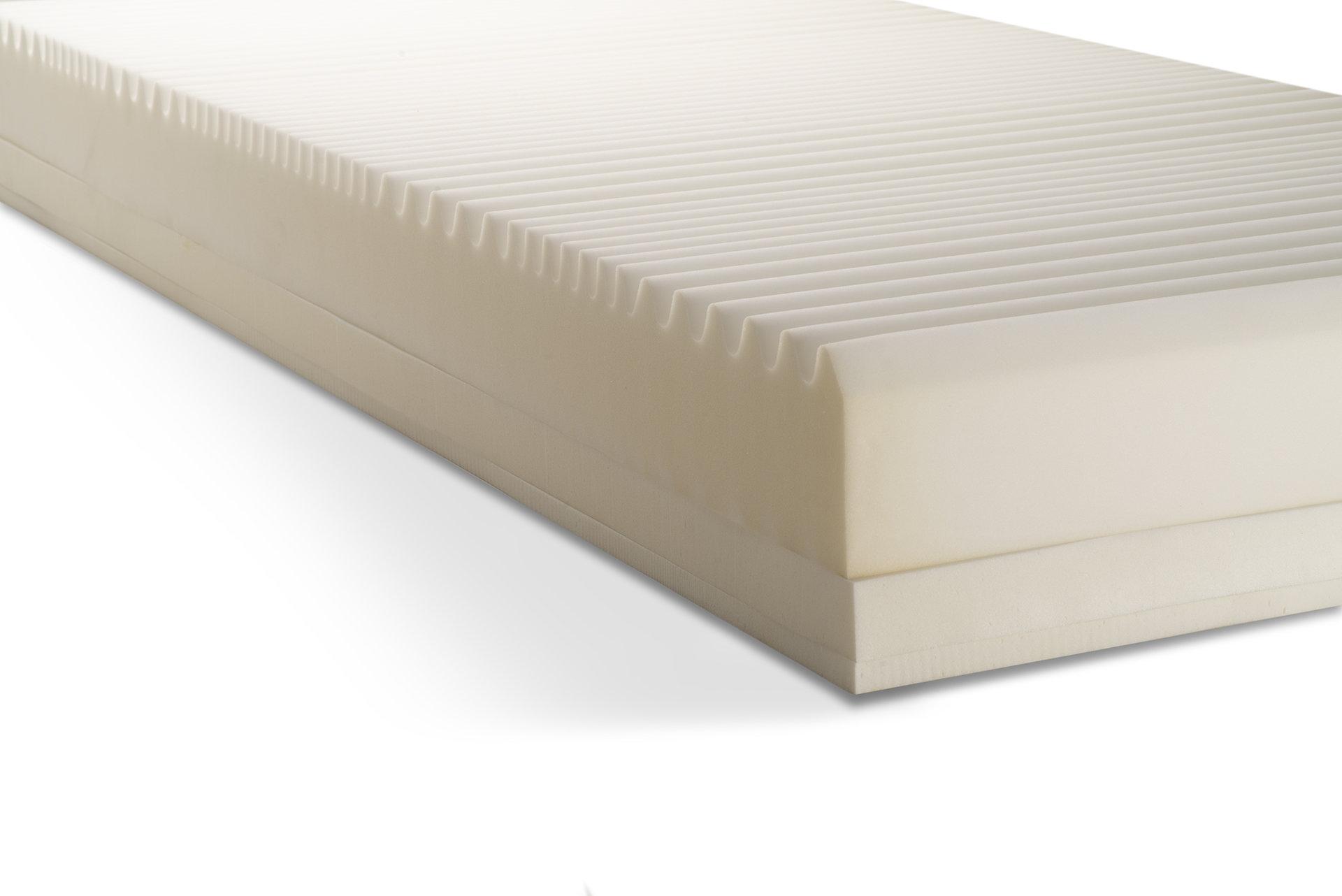 Bamboo 7 - 20 см, двулицев 7 зонов мемори матрак