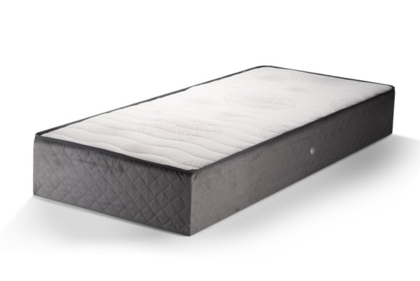 Premium Bonnell 27 см, еднолицев мемори матрак Sleepy