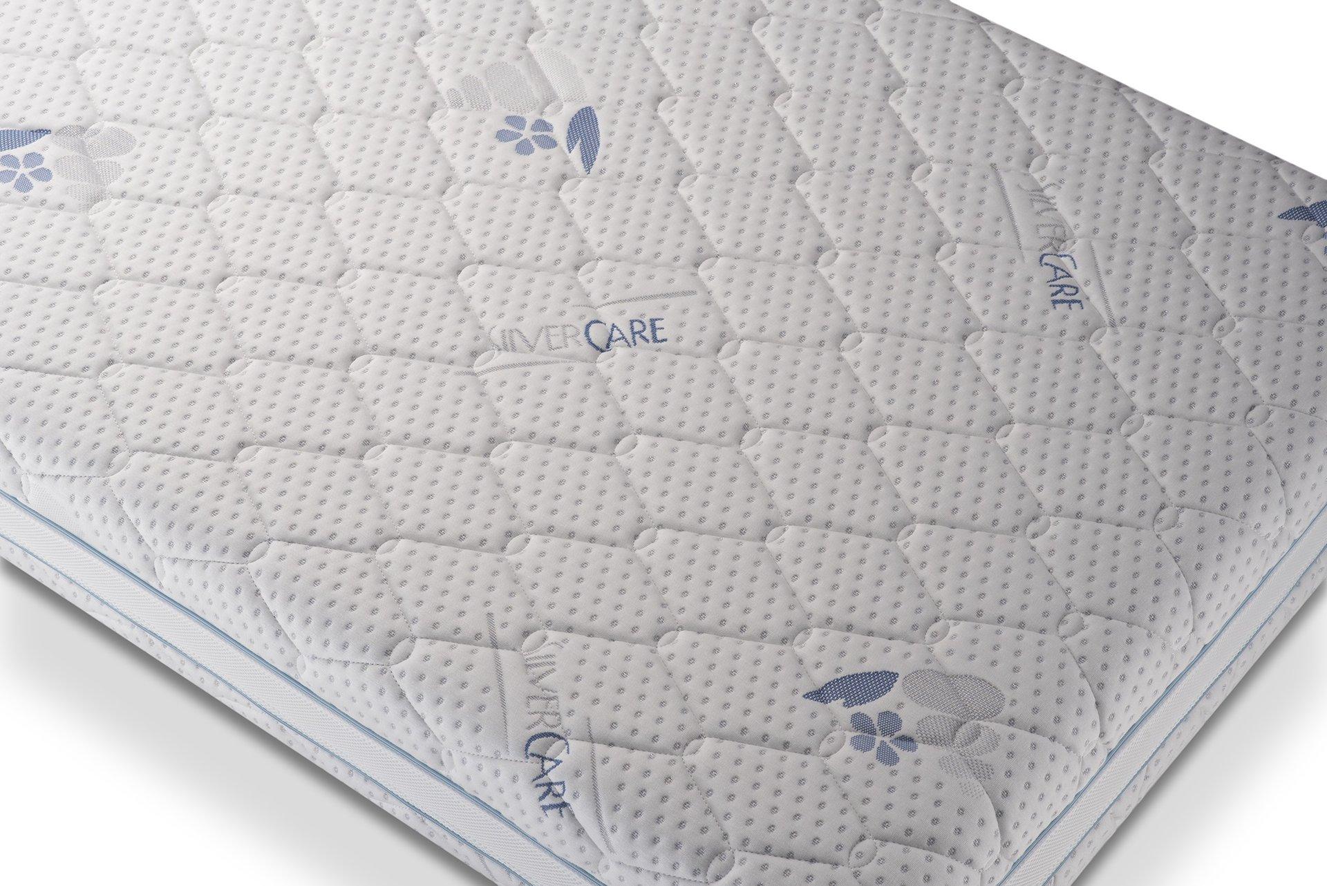 iSilver 22 см, луксозен двулицев матрак