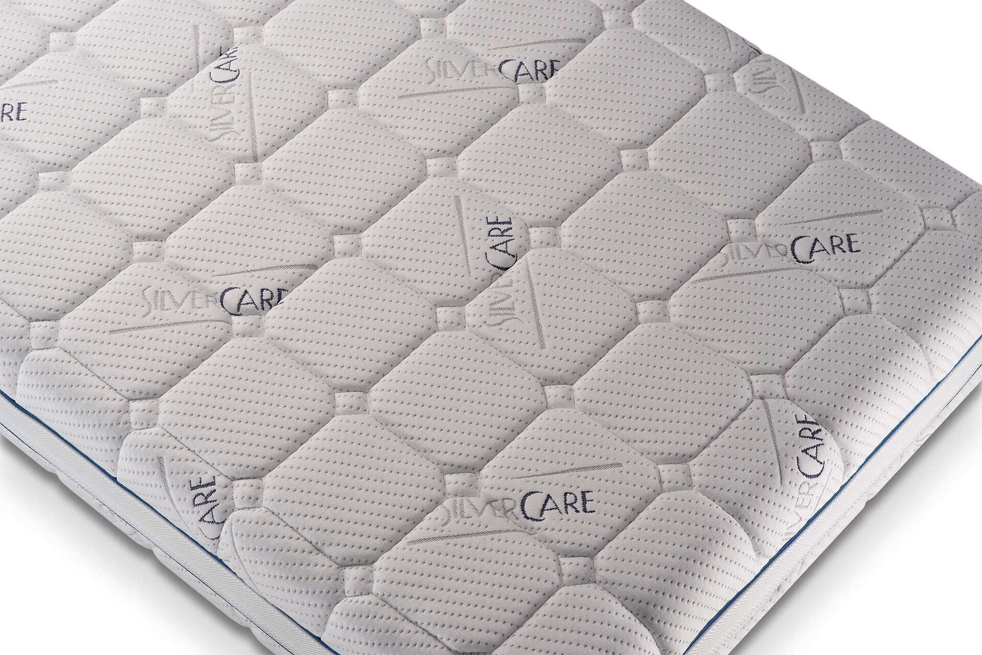 Матрак Silver Care Ortopedic 22 см, двулицев мемори матрак - Sleepy