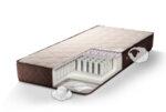 Матрак Premium Hemp Sleep 22 см, органичен коноп, памук и вълна