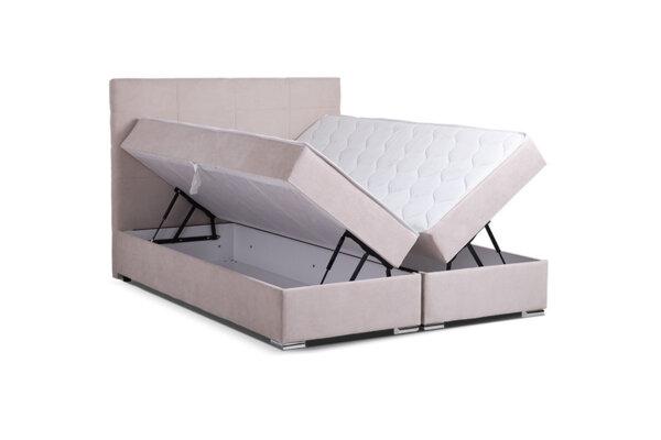 Легло Double Comfort Light 160/200 см с два матрака - Sleepy