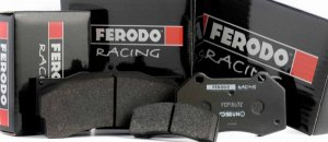 Накладки за SUBARU Ferodo Racing
