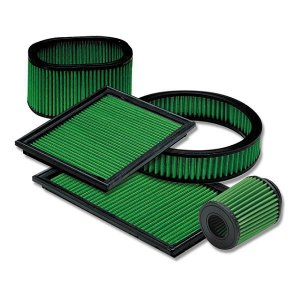 Въздушен филтър заместител за SEAT от Green Filter