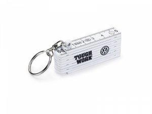 Ключодържател Volkswagen със сгъваем метър