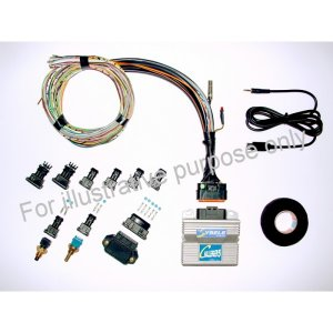 Управляващ блок електроника Sybele Challenger5 к-т