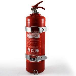Прахов пожарогасител 2л RRS