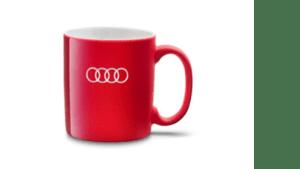 Чаша с емблемата Audi