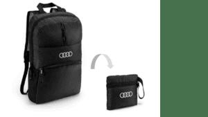 Спортна сгъваема Audi раница