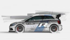 VW Polo Rally