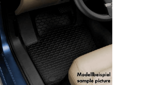 Гумени стелки за Volkswagen Jetta 2015-2018