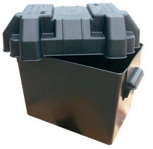 Кутия за акумулатор (279 x 200 x 248 мм)