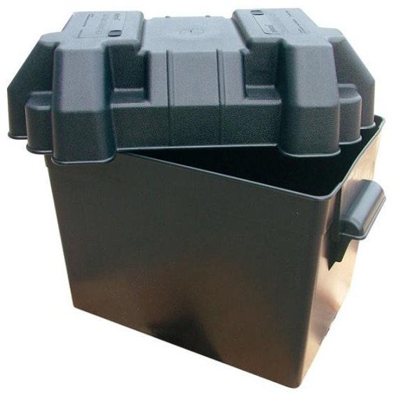 кутия за акумулатор