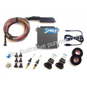 Управляващ блок електроника Sybele Challenger 6 к-т