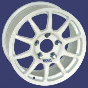 "Джанти Braid Fullrace Maxlight 7""x15"" за асфалт"