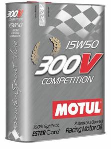 Двигателно масло MOTUL 2л