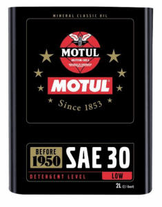 Двигателно масло Motul Classic 2л