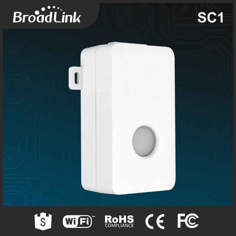 BroadLink Умен Wi-Fi ключ - Wi-Fi Controlled Switch SC1