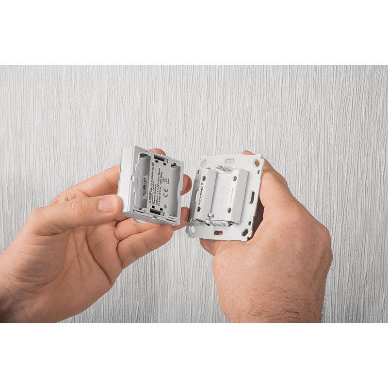Homematic IP захранване за стенен термостат, бутони и др. HmIP-BPS