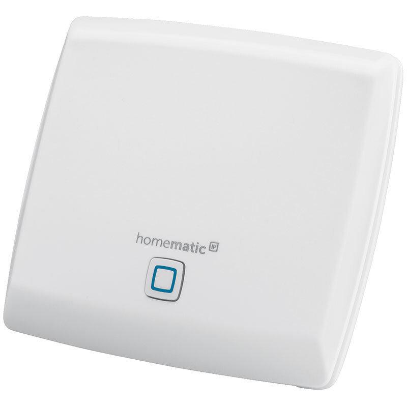 Homematic IP HmIP - Пакет класик 3 интелигентно парно за тристаен апартамент 1хТочка за достъп, 3хЕлектронна термоглава с безжично управление, 1хСензор за прозорец
