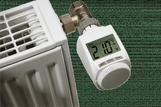 MAX! Радиаторен термостат основен /електронна безжична термоглава за радиатор/