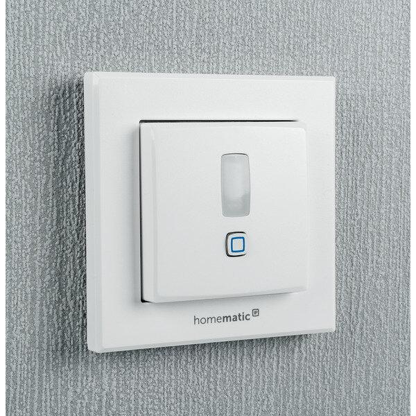 Homematic IP двуканален бутон със сензор за двужение HmIP-SMI55