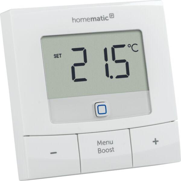 Homematic IP Стенен термостат - базов