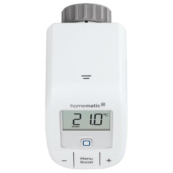 Homematic IP Термостатична безжична глава за радиатор базова /електронна термоглава/ за Smart Home - комплект 3бр