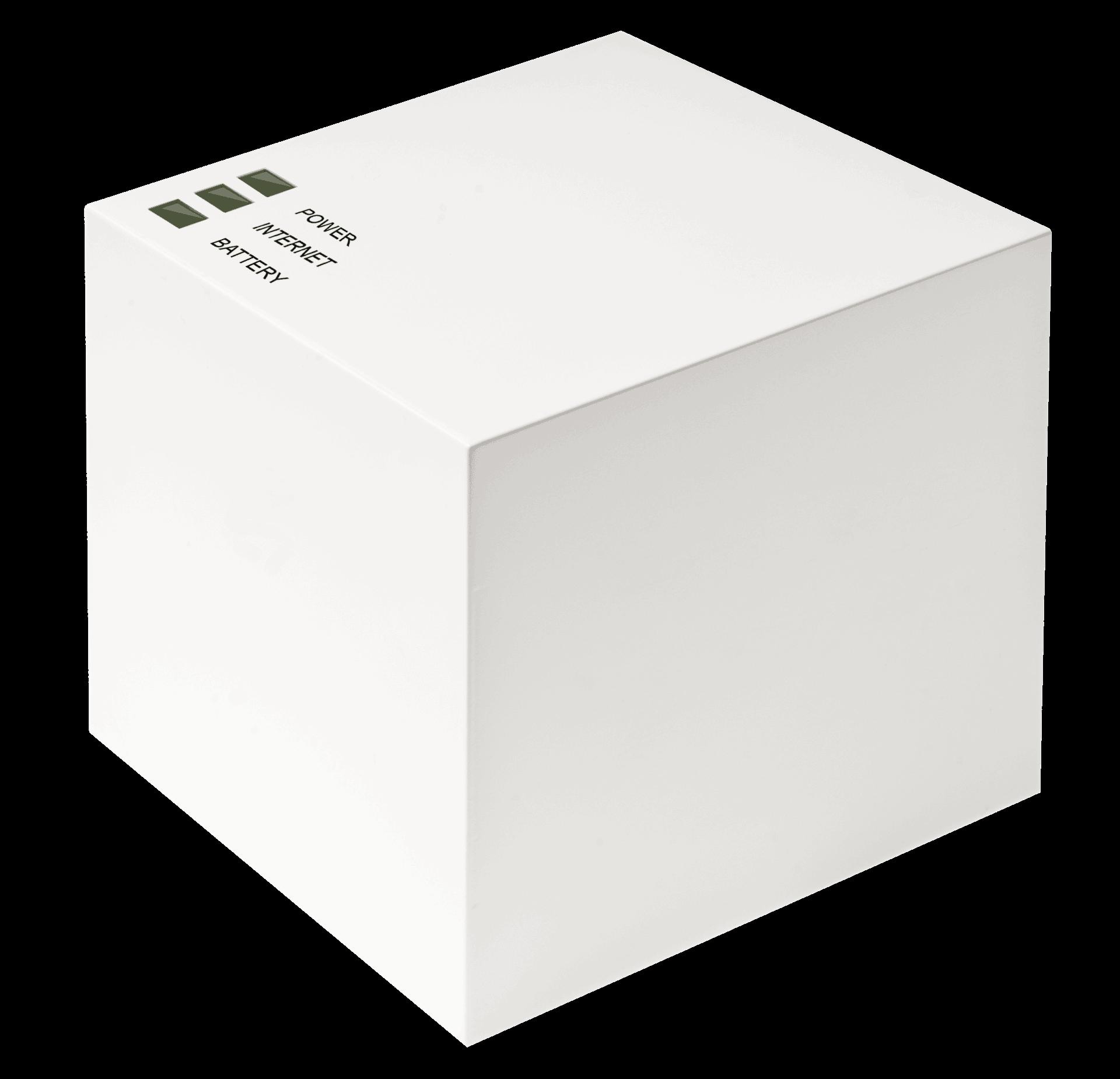 MAX! Cube Lan на локална мрежа, Централата на системата