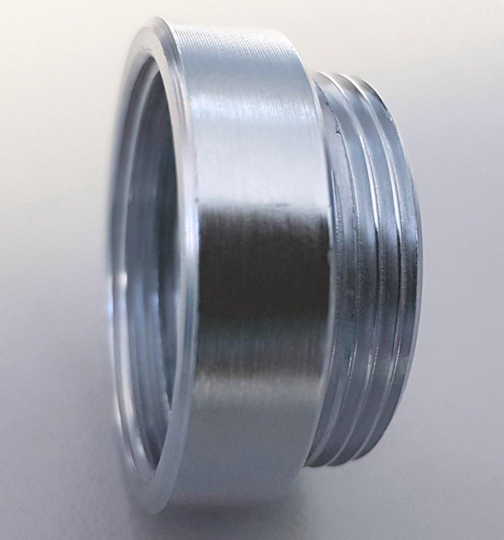 Адаптер за термостатичен вентил Danfoss RTD /метален никелиран/ М30х1,5