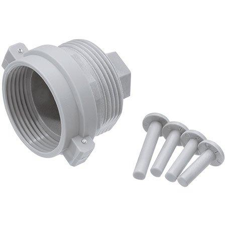 Адаптер за термостатен вентил Herz, Comap и др. М28х1.5  /  М30х1,5  /Пластмаса/