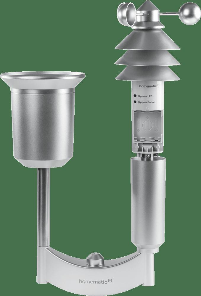 Homematic IP Метеорологична безжична станция - plus, за Smart home