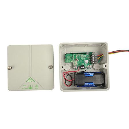 Влагозащитена разклонителна кутия 025, IP65 - сива