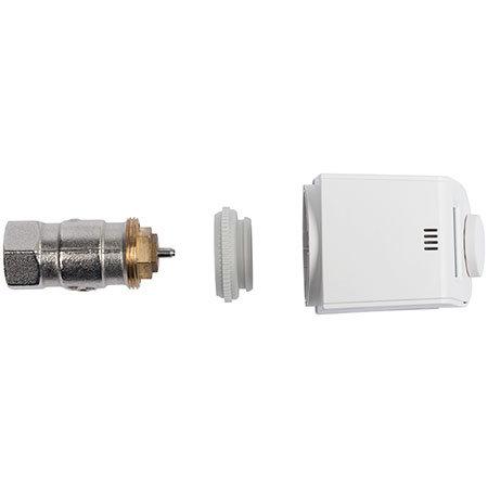 Eлектронна термоглава за радиатор, тип Q-мини