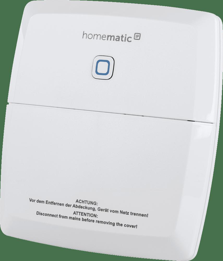 Homematic IP Контролер за отоплителни системи - 2 канала