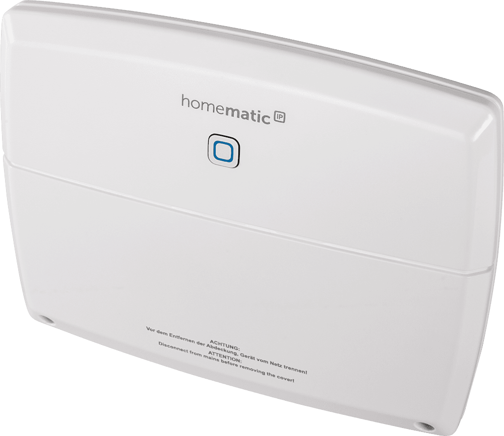 Homematic IP Multi IO Box-контролер за управление на отоплителни /охлаждащи системи