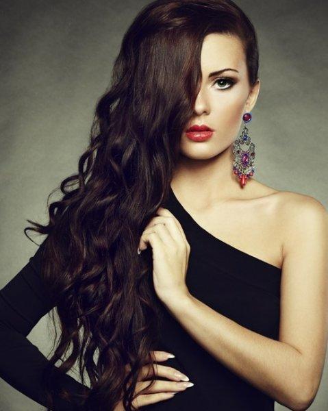Козметика за коса Изображение