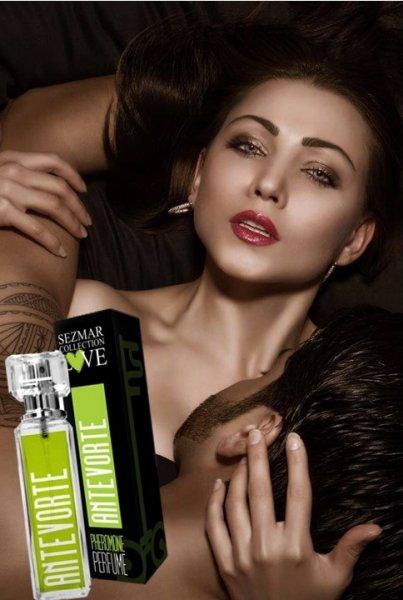 Афродизиак парфюм с феромони Антеворте