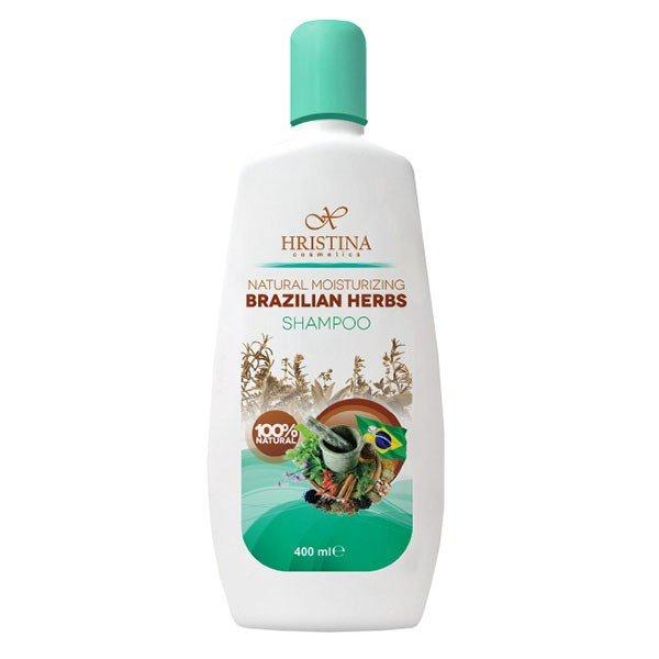 Хидратиращ натурален шампоан с бразилски билки