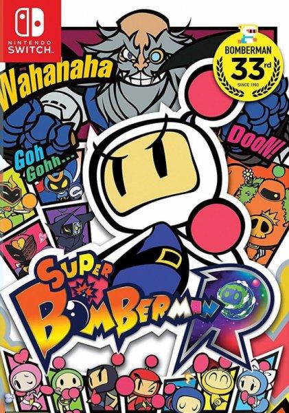 Super Bombarman R