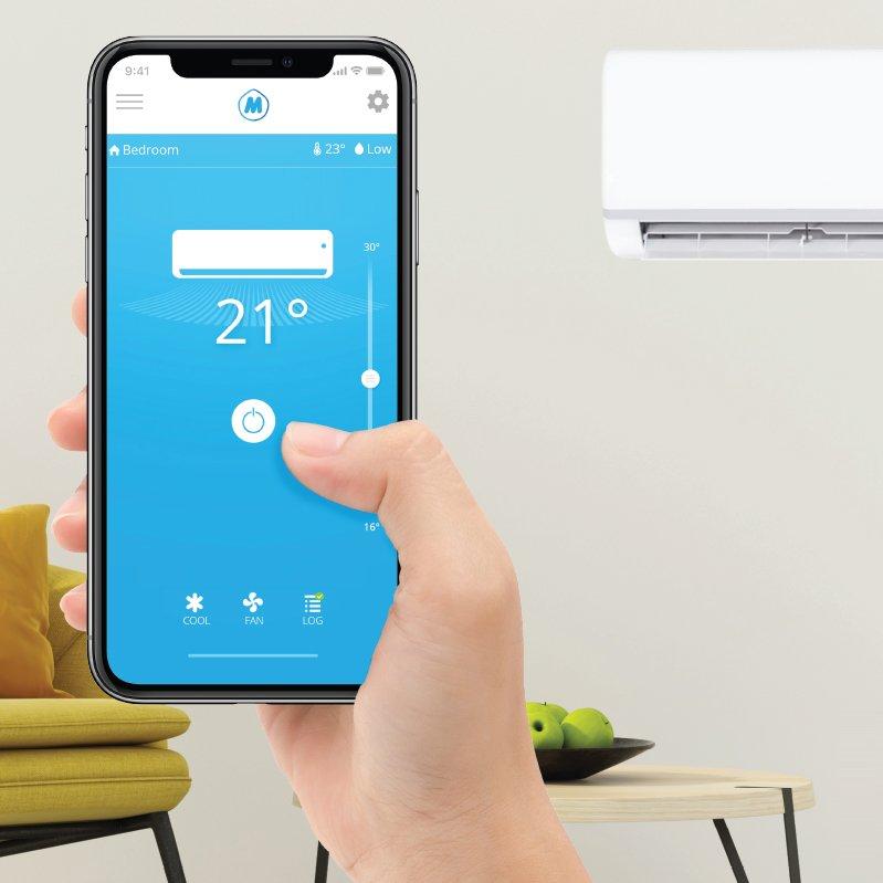 Smart A/C Controller Melissa Wi-Fi