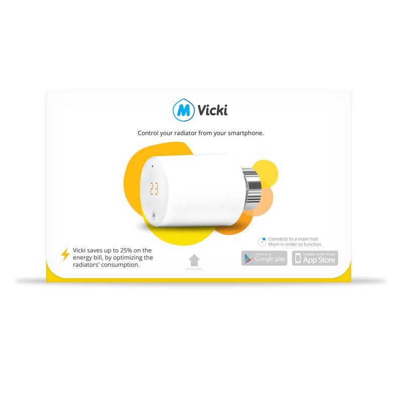 Vicki Starter Pack - Smart Radiator Controller