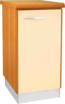 Кухненски шкаф долен модел L40 с врата