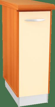 Кухненски шкаф долен модел L30 с врата