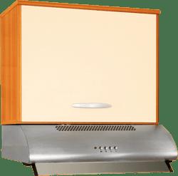 Кухненски шкаф горен модел L60 за абсорбатор за вграждане
