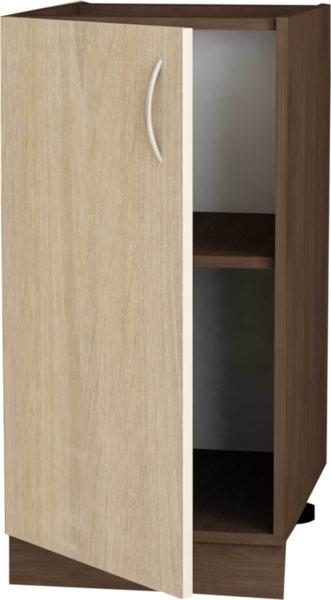 Кухненски шкаф Модест долен Н-40/82 с една врата