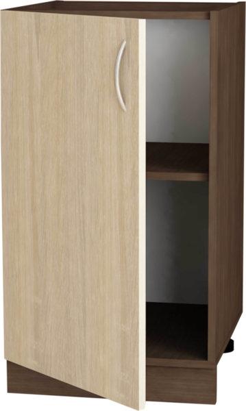 Кухненски шкаф Модест долен Н-45/82 с една врата