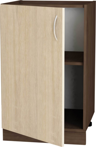 Кухненски шкаф Модест долен Н-50/82 с една врата
