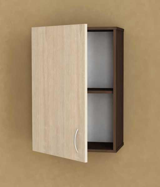 Кухненски шкаф Модест горен В-50/72 с една врата